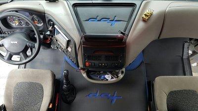 GLAD-LEDERLOOK-Dashboard-matjes-set-DAF-XFEURO6-LABRO-SERIE ...